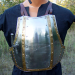 Custom ordered Churburg #13 breastplate