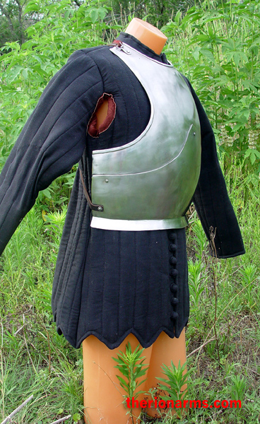 TherionArms - 15th century breastplate