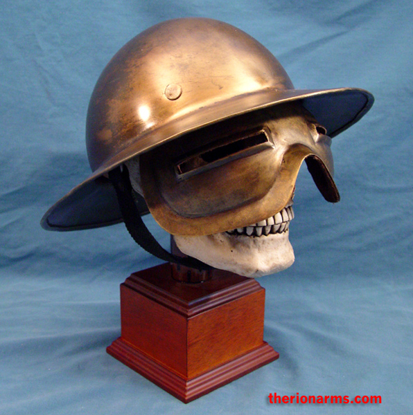 Therionarms Wwi Experimental Helmet