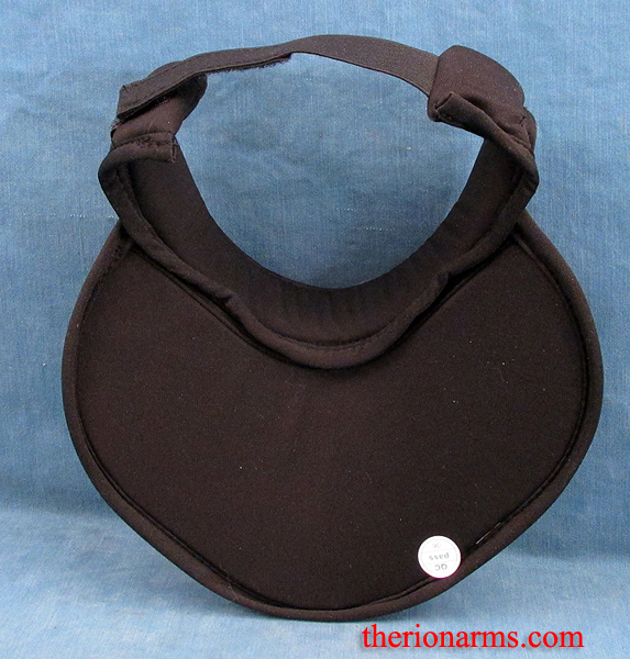 TherionArms - Red Dragon HEMA fencing gorget