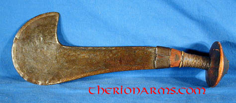 TherionArms - Central African heavy slashing sword
